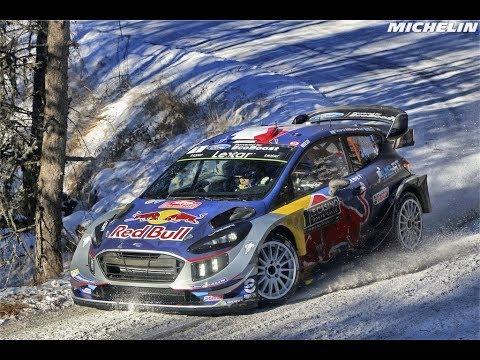 Rallye Monte-Carlo's preview by Malcolm Wilson - 2018 WRC Rallye Monte-Carlo - Michelin Motorsport