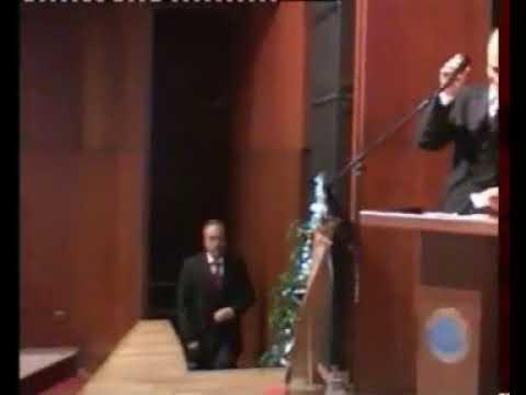 İHSANİDER'den 2011 Yılında Mehmet Akif ERSOY Konulu Konferans. Ödül töreni.