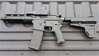 300 Blackout Truck Gun!