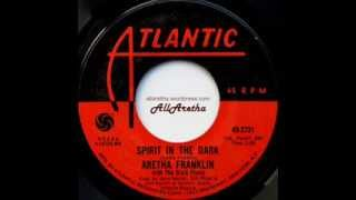 "Aretha Franklin - Spirit In The Dark / The Thrill Is Gone - 7"" - 1970"