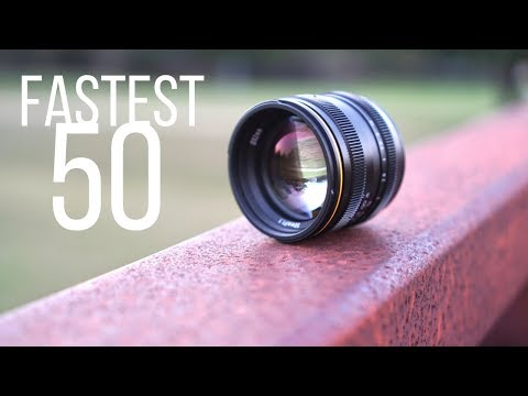 The Fastest 50mm E-Mount Lens I've Tried