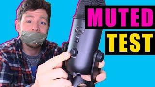 Is Google Always Listening Test 5 - MUTED Microphone Test!!!