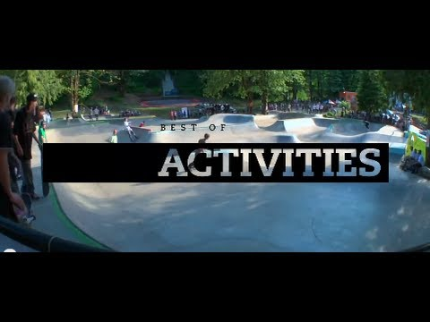 Windells Skateboard Camp, Ski Camp and Snowboard Camp