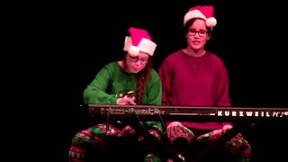 Sleigh Ride Duet Fantasy (arr. by Zach Heyde and Frank Tedesco)