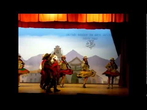 Güney Amerika Dansları