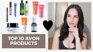 Top 10 Avon Products | 2020 ⚡️
