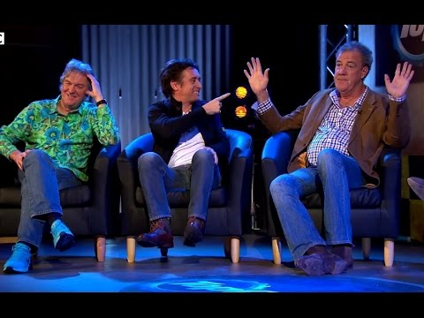 James Jeremy and Richard Answer Audience Questions | Top Gear