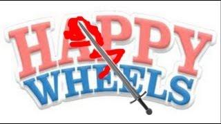Happy wheels sword throw compilation