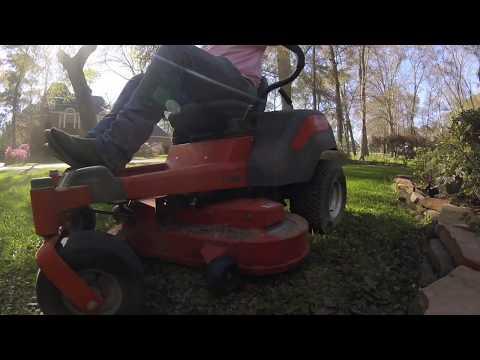 Mower discharge chute mulch block off plate Kubota BX