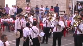 preview picture of video 'L 'ABRUZZESE - BANDA MUSICALE DI CALTABELLOTTA'