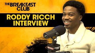 The Breakfast Club - Roddy Ricch On 'Antisocial' Identity, Ownership, Relationship With Nipsey Hussle, Juice WRLD + More