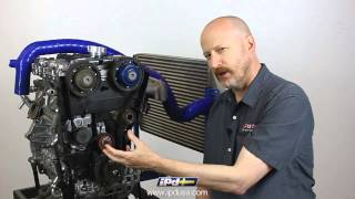 Watch together with Watch furthermore How To Replace Timing Chain On Bmw 320d E90 2007 2010 in addition 120612 Timing Belt Water Pump Kit in addition Watch. on timing belt tensioner