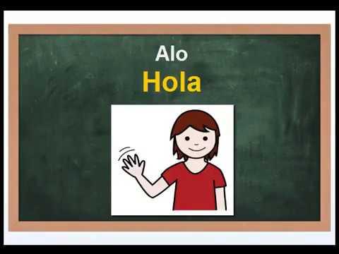 Traducción de español a criollo haitiano y criollo haitiano a español