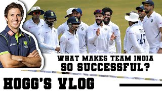What makes INDIA so SUCCESSFUL? | #HoggsVlog | Indian Cricket Team Success Secret