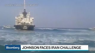 Iran Is Johnson's First Crisis, Not Brexit, Hormats Says