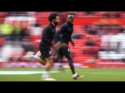 Mohamed Salah VS Sadio Mane – Amazing Speed