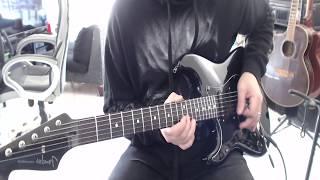 Black Gold Guitar War