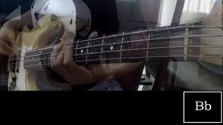 Arise by Don Moen (Bass Lesson)