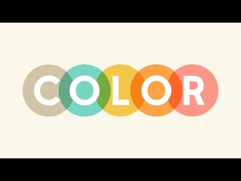 Beginning Graphic Design: Color