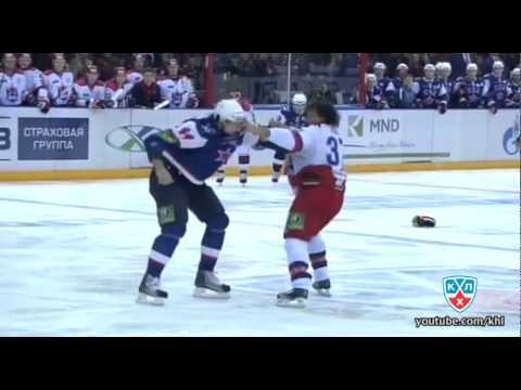 Evgeny Artyukhin vs. Darcy Verot