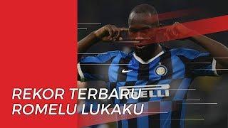 Setelah Tinggalkan Manchester United, Performa Lukaku Menanjak & Catatkan Rekor Baru di Inter Milan