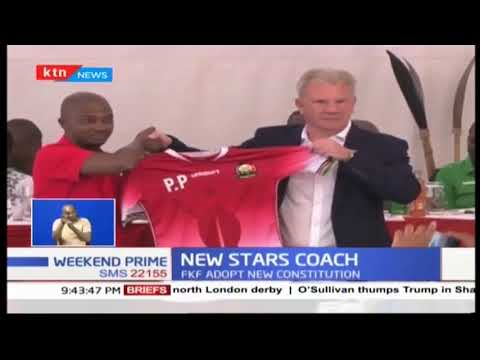 Paul Put appointed new Harambee Stars coach