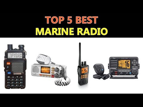 Best Marine Radio 2019