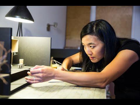 Set Designer Mimi Lien, 2015 MacArthur Fellow