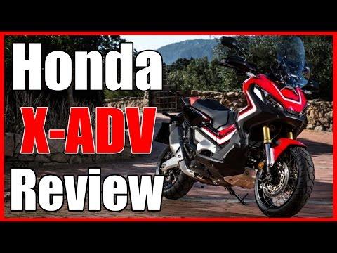 Honda X-ADV Review & Walkaround