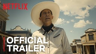 The Oscar-nominated music of 'The Ballad of Buster Scruggs'
