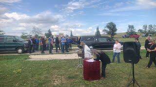 Andrea Mills Burial Live