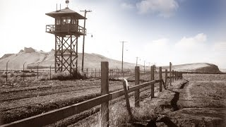 Tule Lake: Fences and Towers