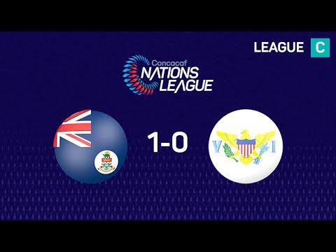 Cayman Islands - Американские Виргинские острова 1:0. Видеообзор матча 17.11.2019. Видео голов и опасных моментов игры
