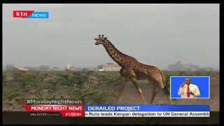 Monday Night News 19th September 2016: National Environment Tribunal halts SGR Project