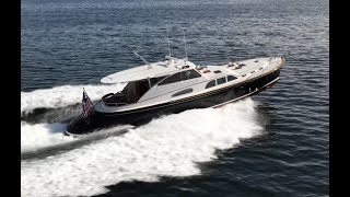 The 57', 2600HP 'VENDETTA' Is a 60 MPH Monster Built for Billy Joel - One Wake by The Smoking Tire