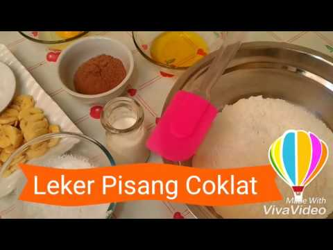 Video RESEP LEKER PISANG MUDAH DAN ANTI GAGAL