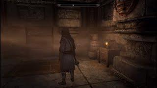 TES Skyrim Необычный дом