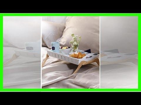 Frücktück im Bett? Dieses Tablett macht es möglich