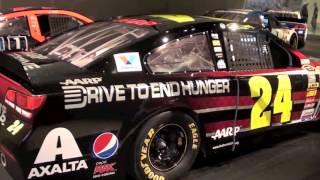 NASCAR Hall of Fame! - Charlotte Vlog Day #2