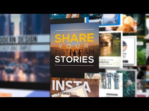 150 Social Media Video Post Story Templates - After Effects