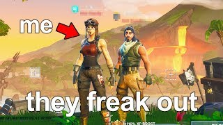 I Got Kids To React to Renegade Raider - Fortnite