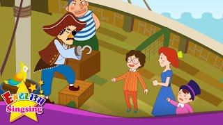 Peter Pan - How old are you? (Tuổi) - câu chuyện tiếng Anh cho trẻ em
