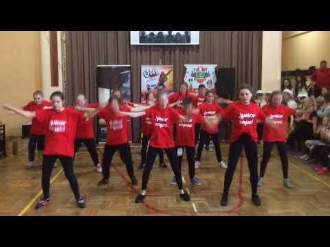 Turniej Tańca Szkół Podstawowych