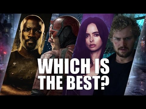 Which is the best Marvel/Netflix show?
