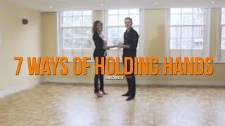 7 Ways Of Holding Hands