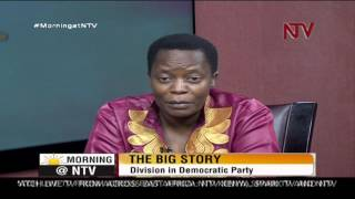 The Big Story: Betty Nambooze's Take On The Deepening Divisions In The Democratic Party