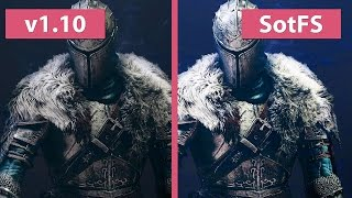 Dark Souls 2: Scholar of the First Sin vs. Dark Souls 2 v1.10 PC Graphics Comparison [60fps][FullHD]