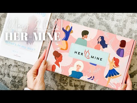 HER-MINE Unboxing May 2021