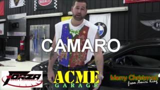 Chevy Camaro Parody Camarow - Amiri King