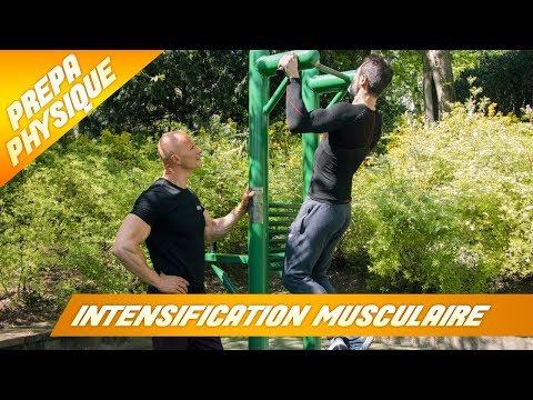 A déchiré le muscle du biceps